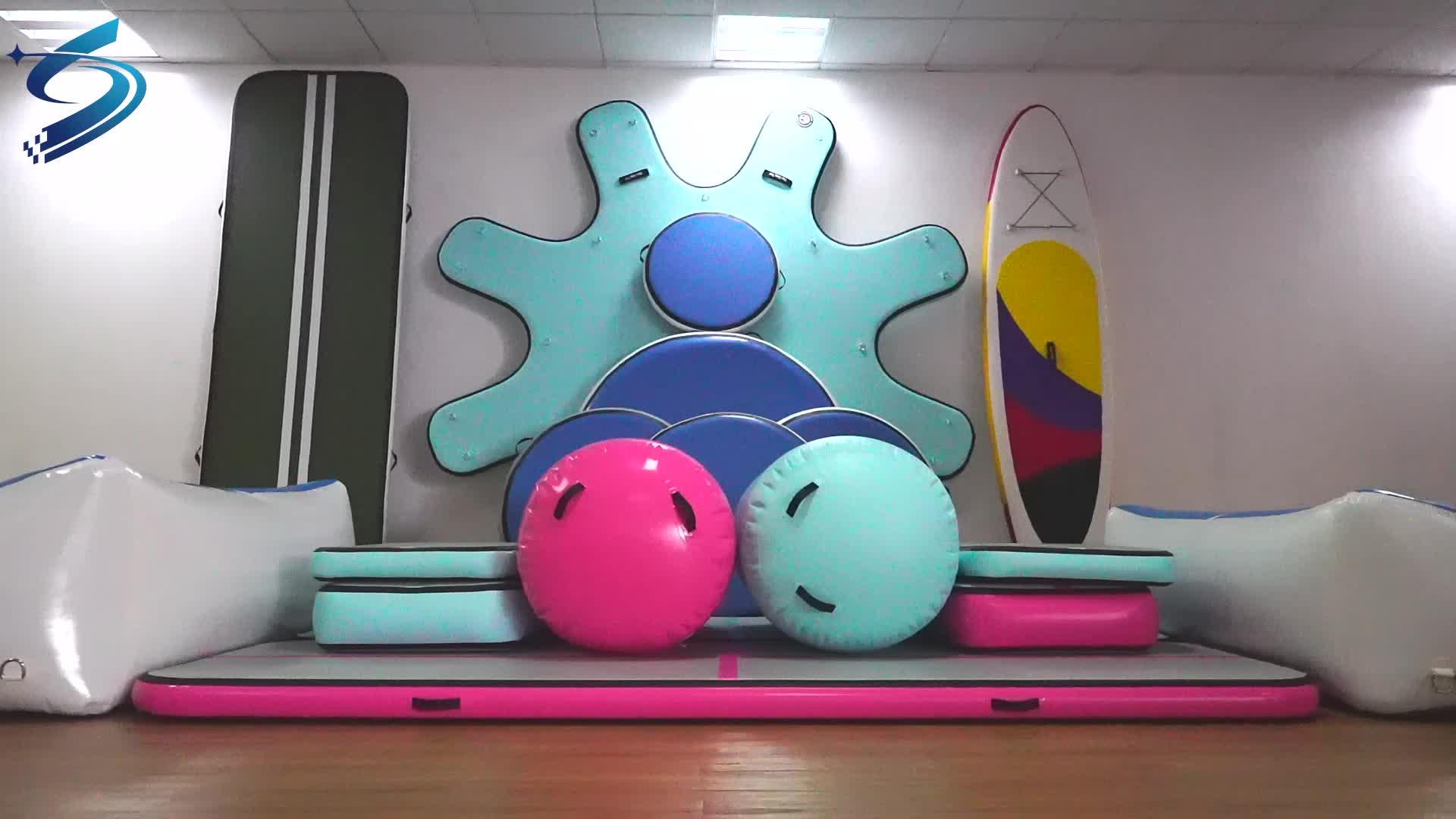 Tapete para pista de ginástica de ginástica / inflável tapete a ar / para pista de inflável Austrália