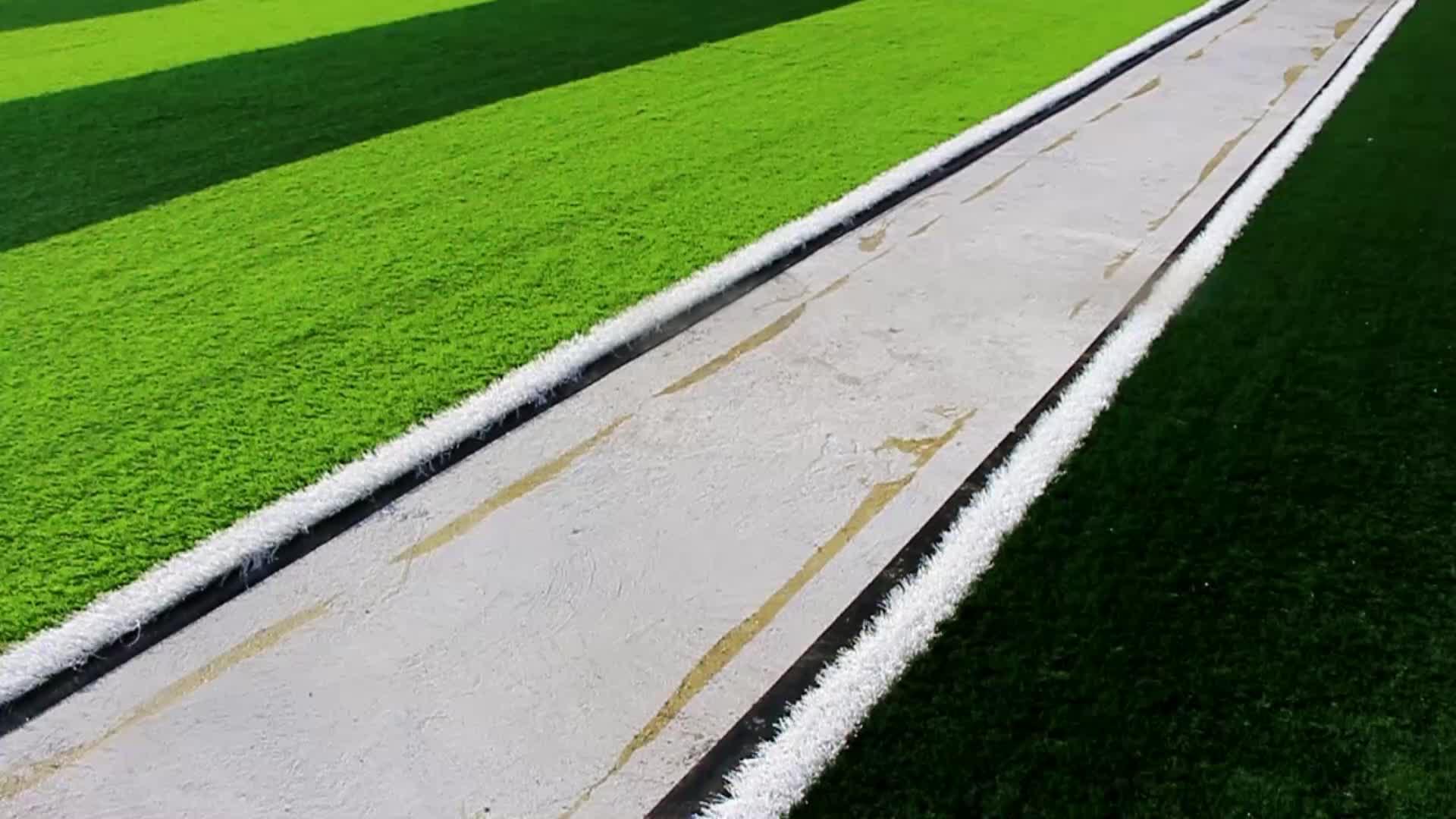 50mm por atacado de futebol de grama sintética grama artificial