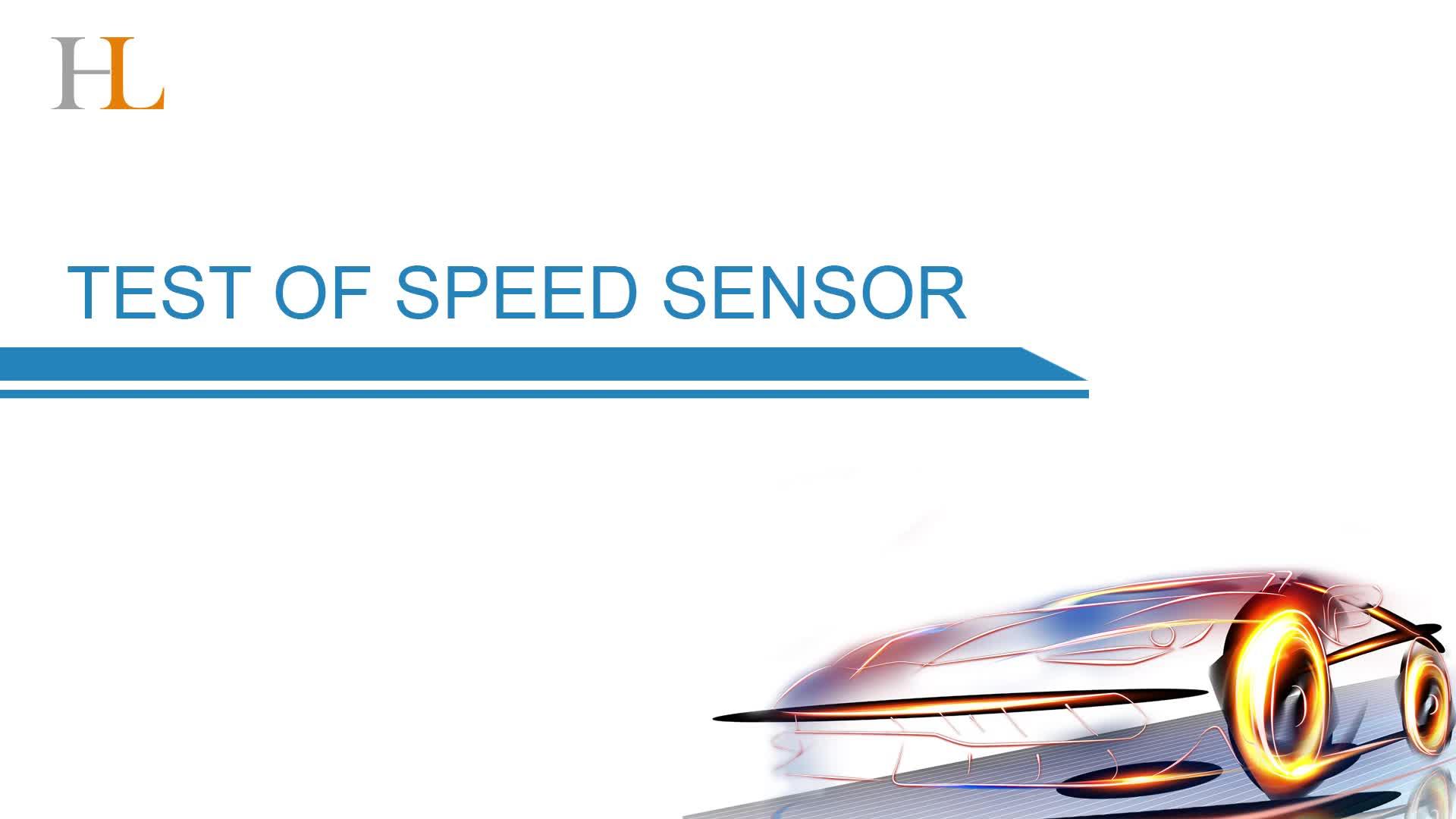 32702-P2700 3836N-010  Auto Engine Parts Wind Vehicle Mileage Odometer Wheel Speed sensor