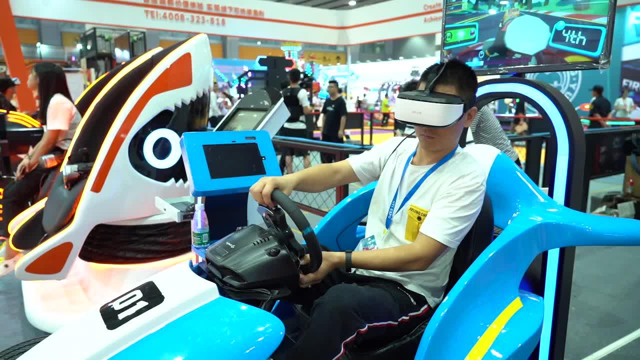 Freizeitpark ausrüstung arcade spiel maschine 3d 4d 5d 7d 9d racing auto fahren simulator mit auto spiele
