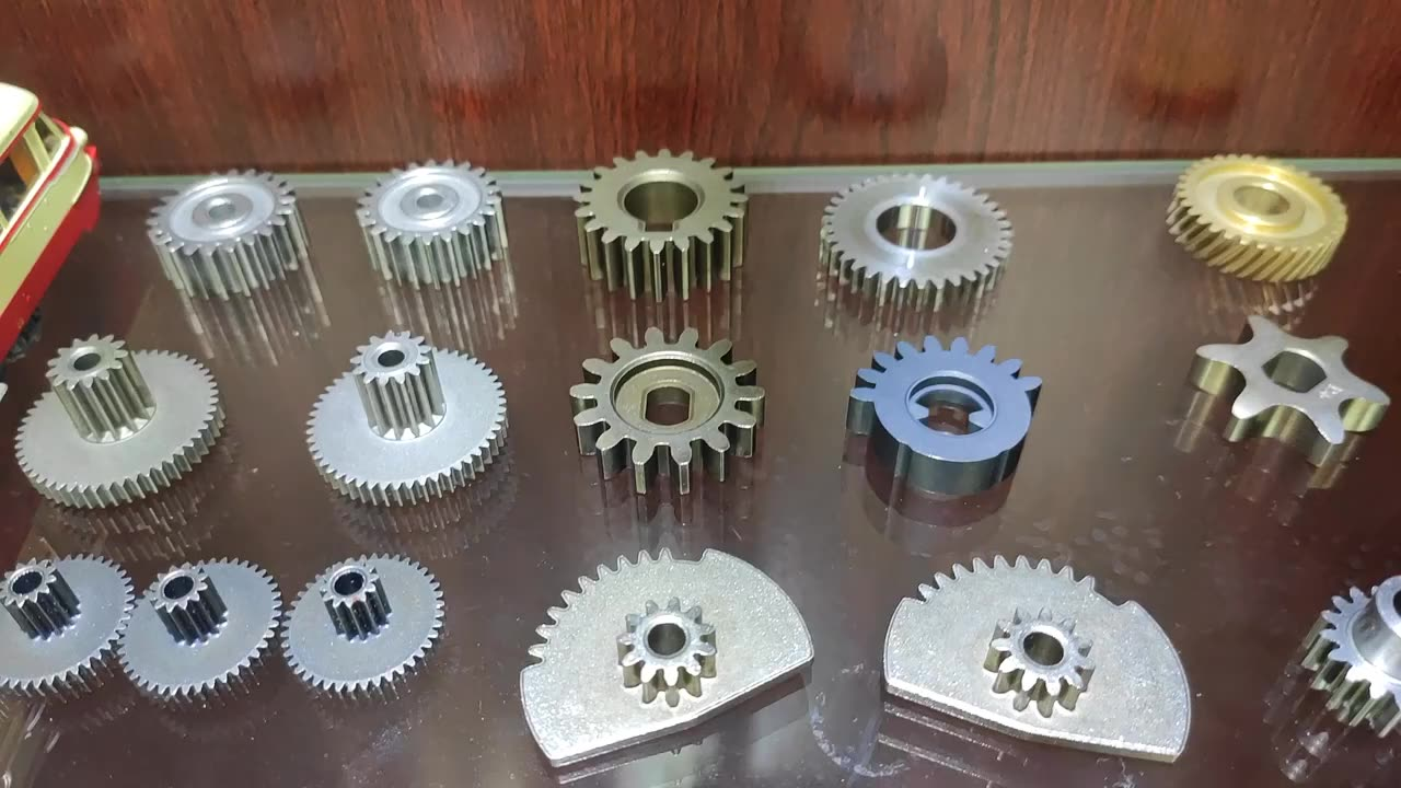 China High Precision Custom Factory Price Plastic Gears For Toys