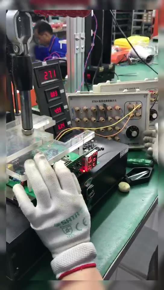 厂家直销 TINKO 6点热流道温控箱HRTC-C 注塑模具温控箱 可定制
