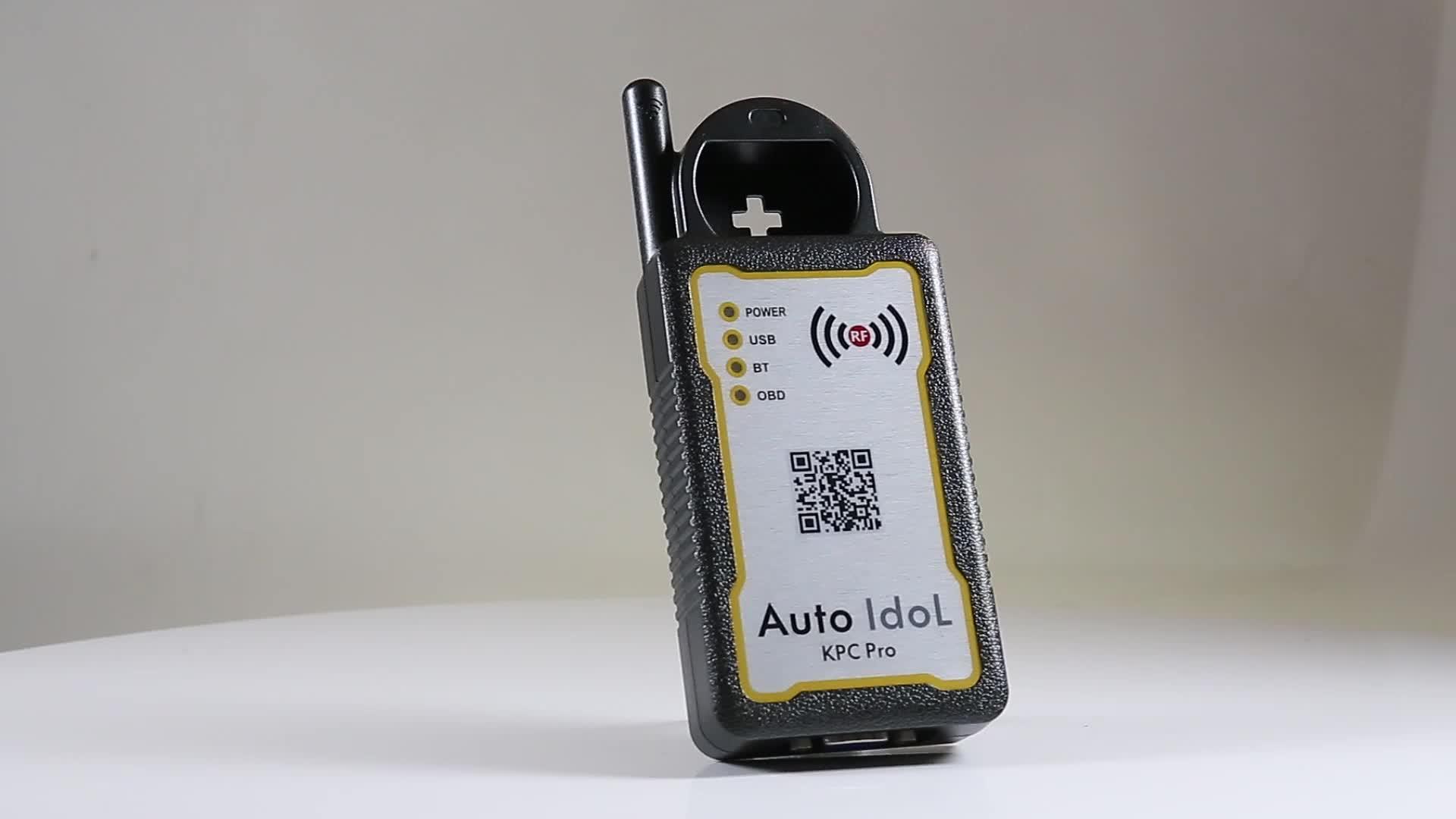 Multifunctionele Programmeren Machine Auto Idols KPC Pro Key Programmeur Alle Auto Slotenmaker Levert Auto Diagnostic Tool