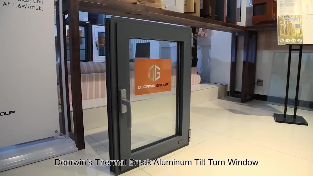 2019 最高の品質を販売費用効果的な製品両開き窓