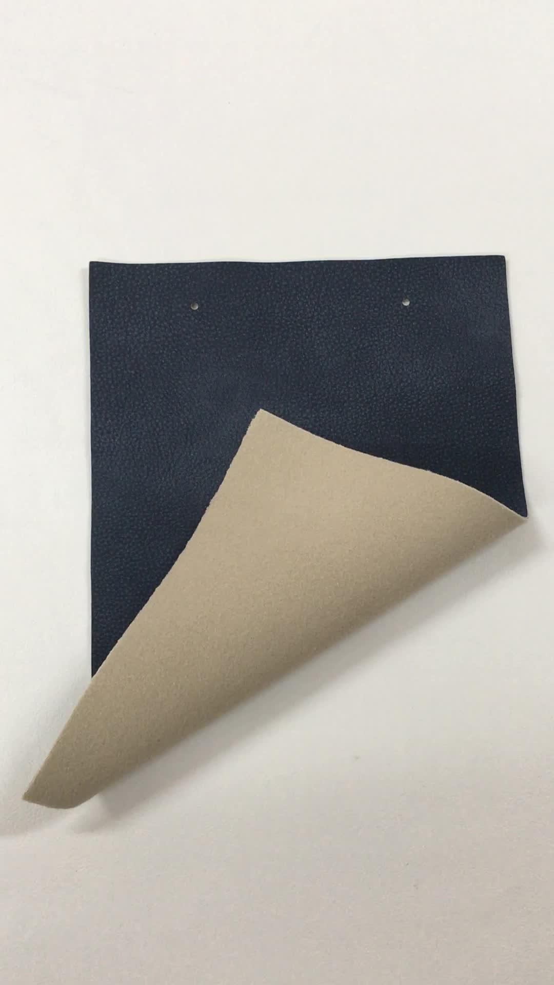 Cinza PU estofos em tecido super suede couro para tampa de assento do carro