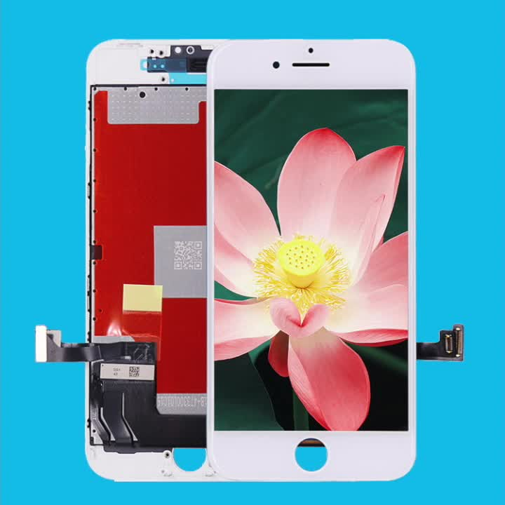 Factory price NCC hight brightness Lcd screen display touch assembly for iphone 8