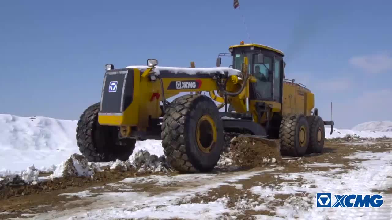 260HP GR260 XCMG Motor Grader with Cheap Price