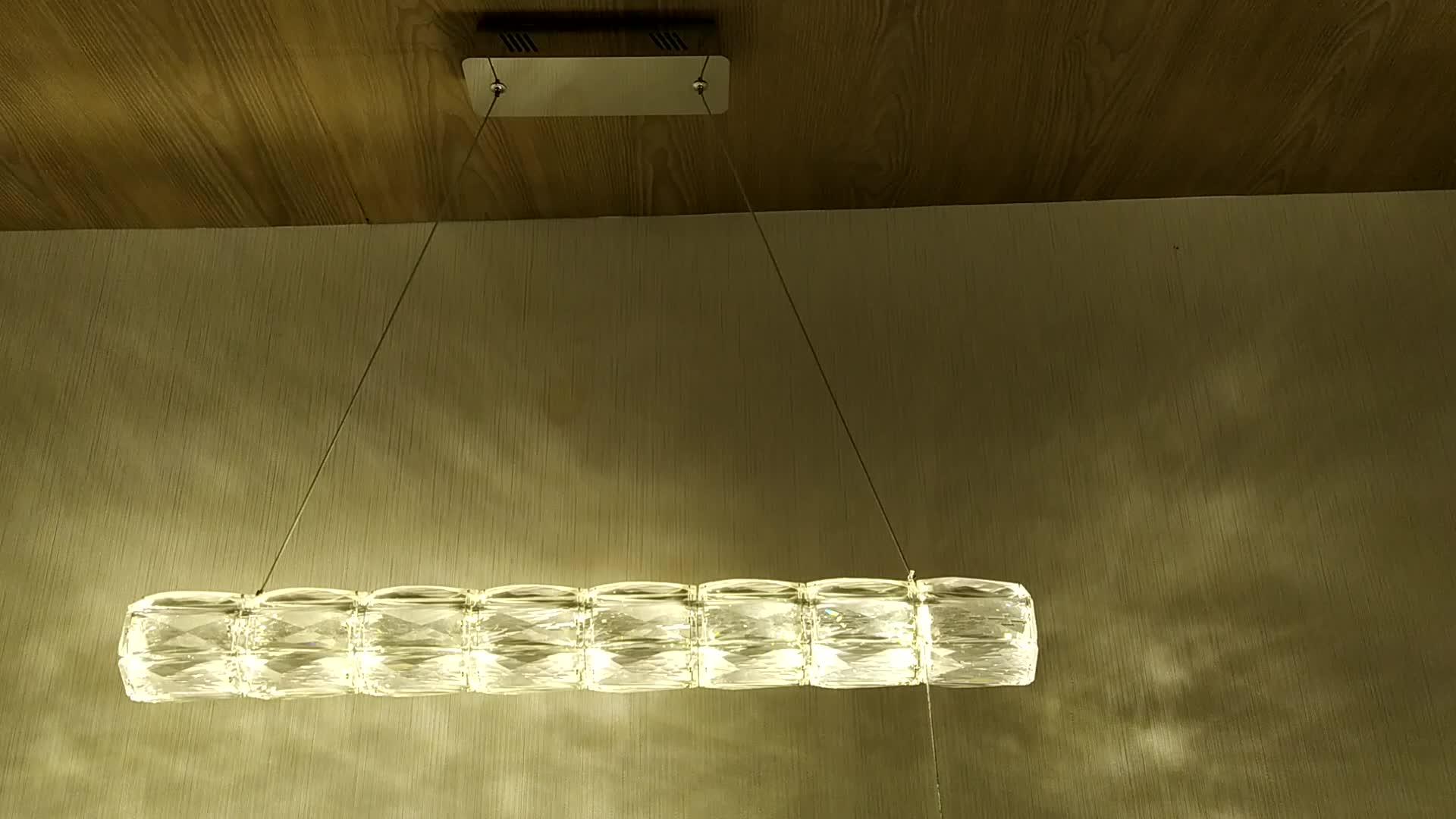 Vintage dekoratif asılı led modern kolye lamba askıya kolye ışıkları otel