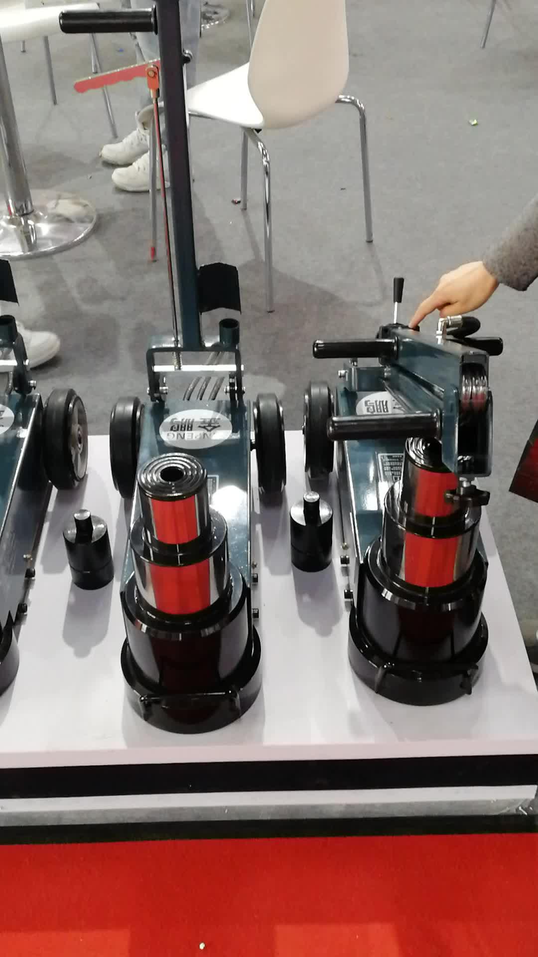 Vérin de levage d'air de voiture de prix usine vérin d'air hydraulique pneumatique vérin de 80 tonnes
