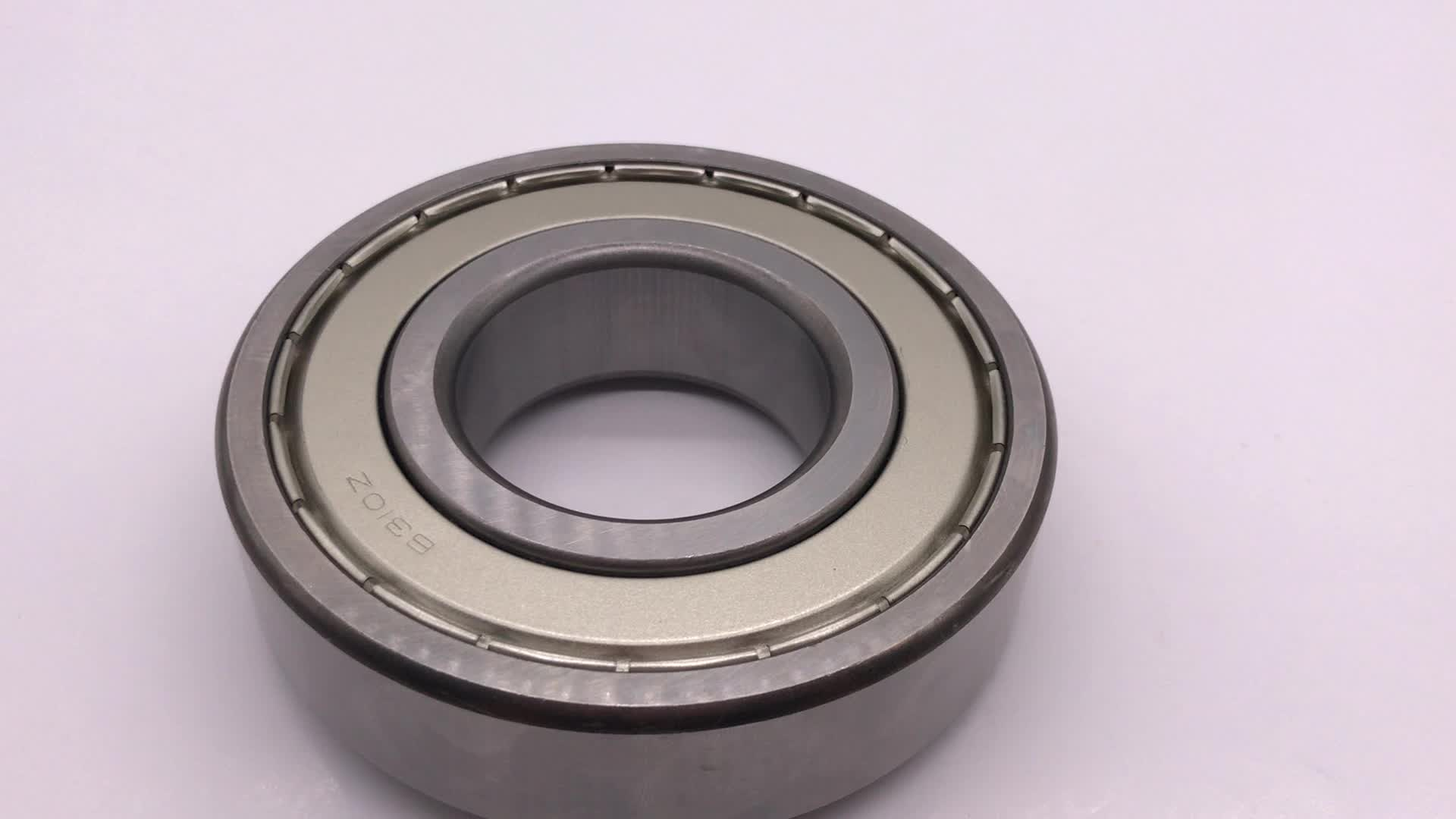 best quality deep groove  ball swing bearing bearing 6001for celling fan