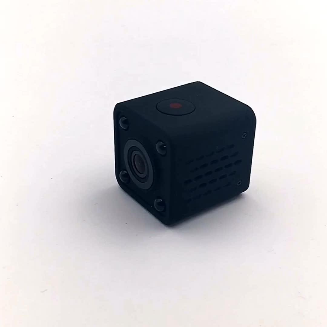 HDQ9 küçük ev güvenlik kamerası mini gizli WIFI ile