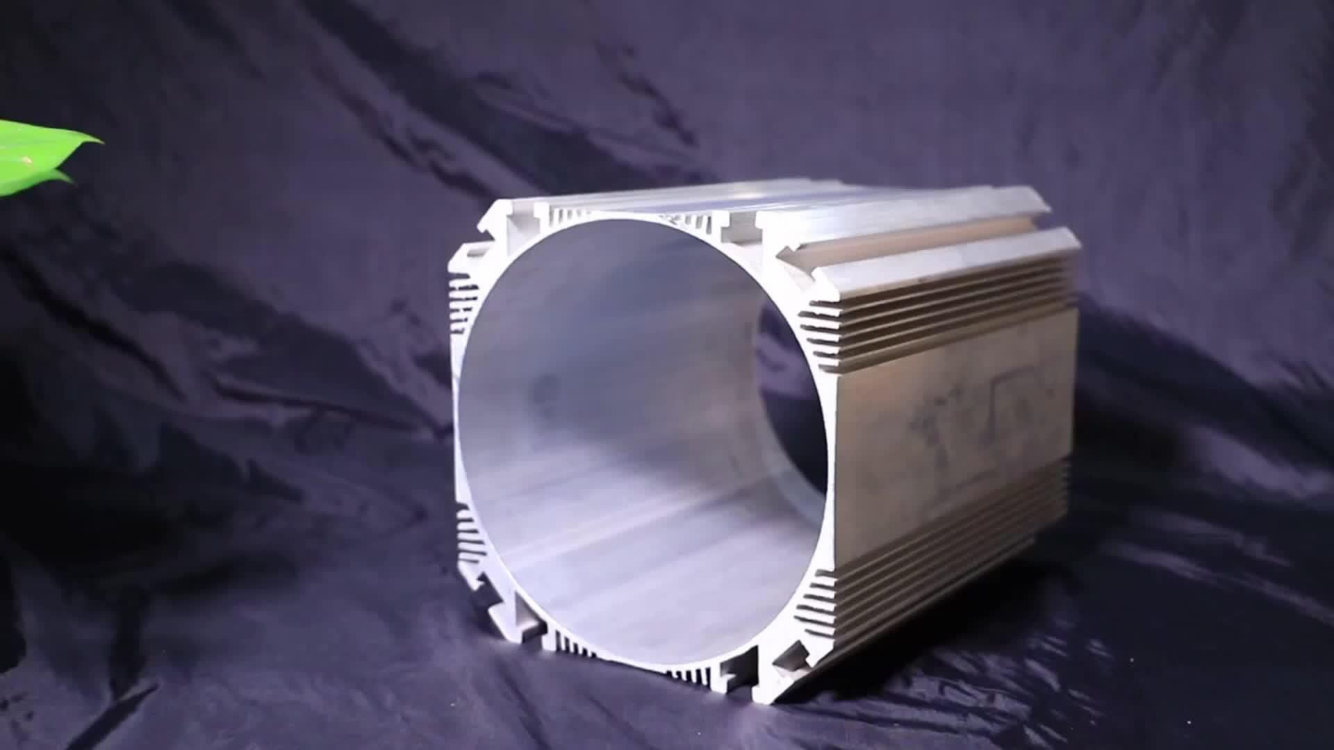 Günstige Preis Aluminium Angepasst Super Flache Profile für Aluminium Box