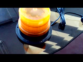 Factory price 3W motorcycle strobe warning beacon