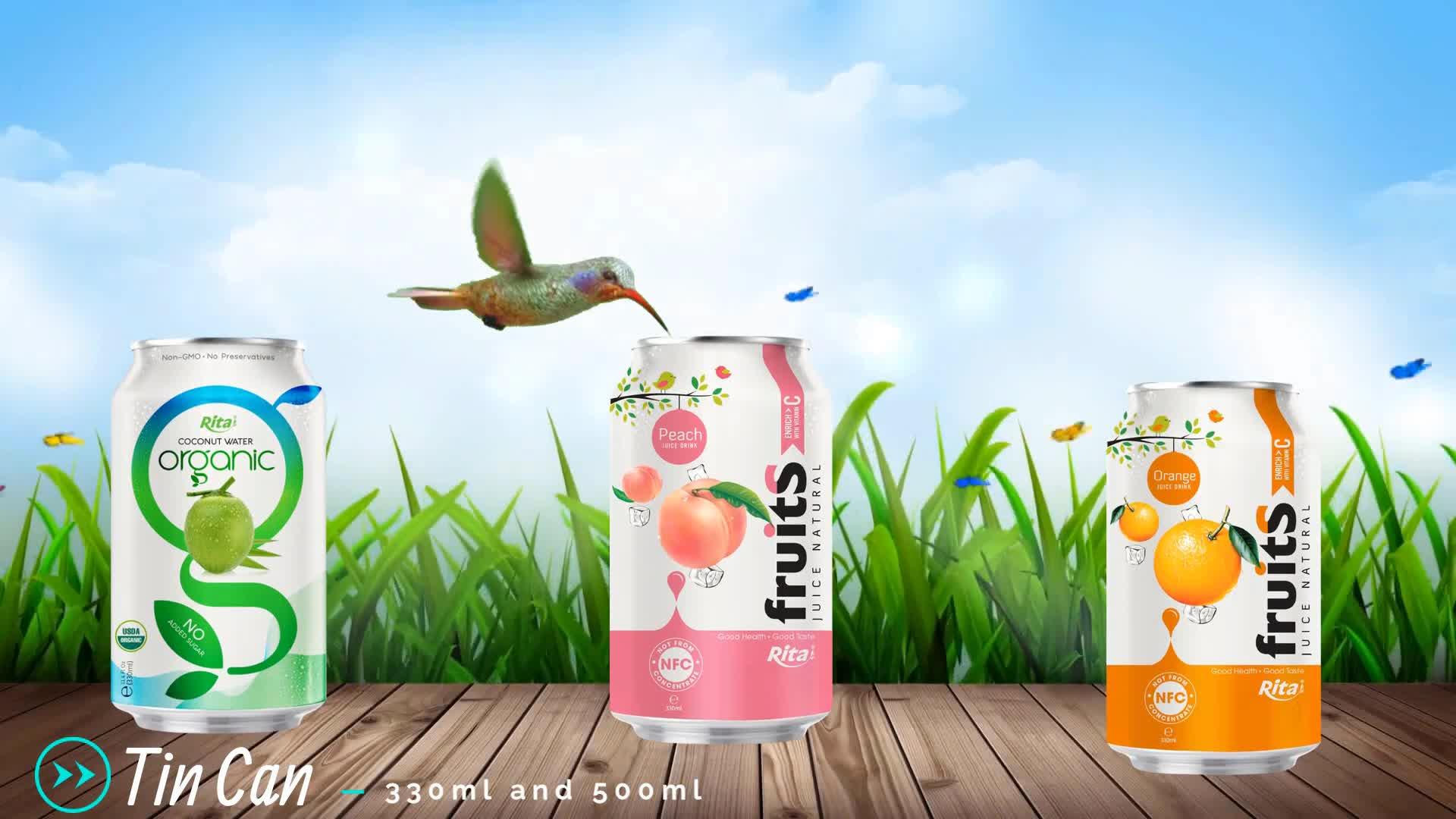 Wholesaler Supplier OEM Fruit Juice Watermelon Drink