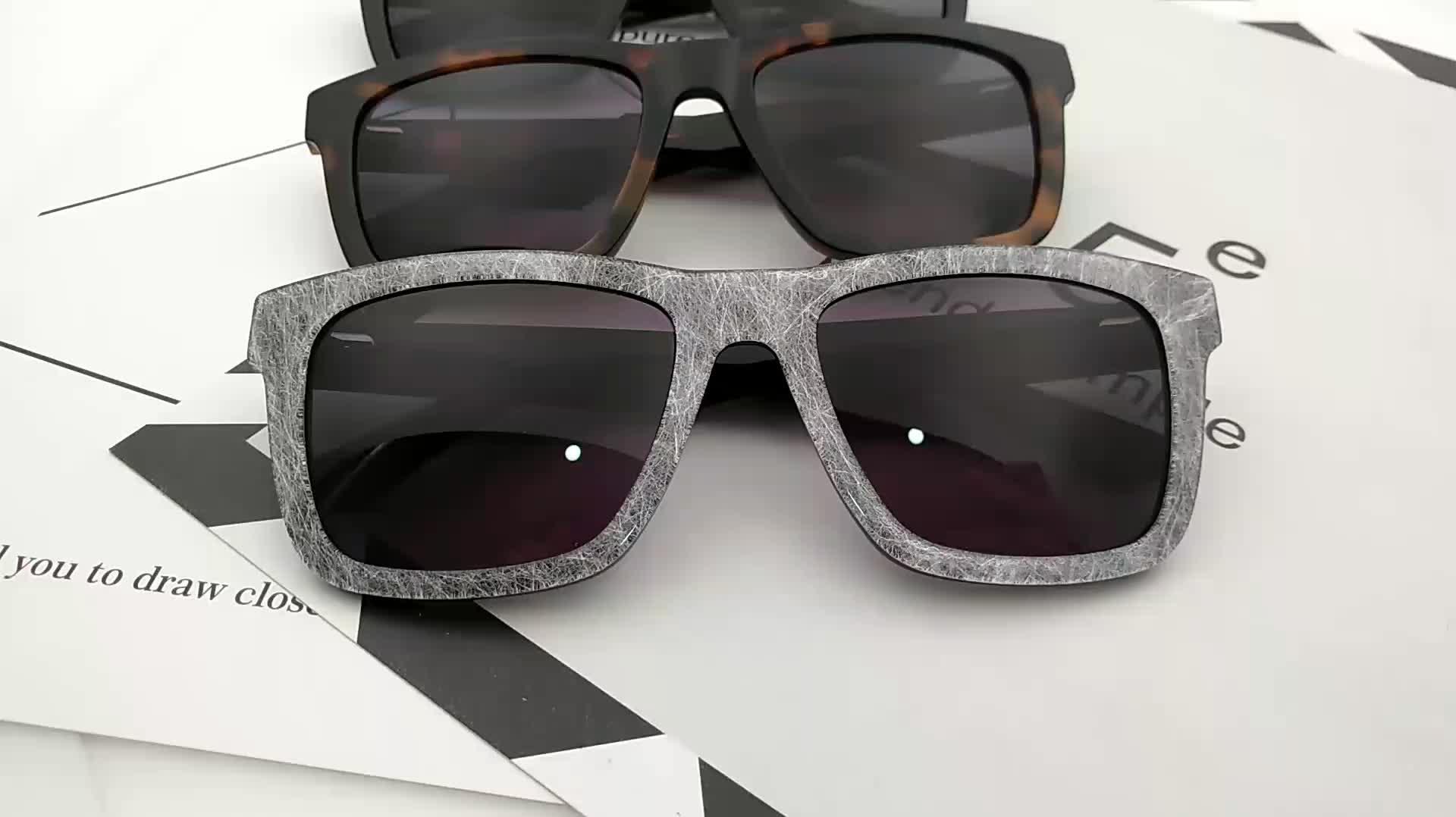 맞춤형 편광 아세테이트 고품질 선글라스