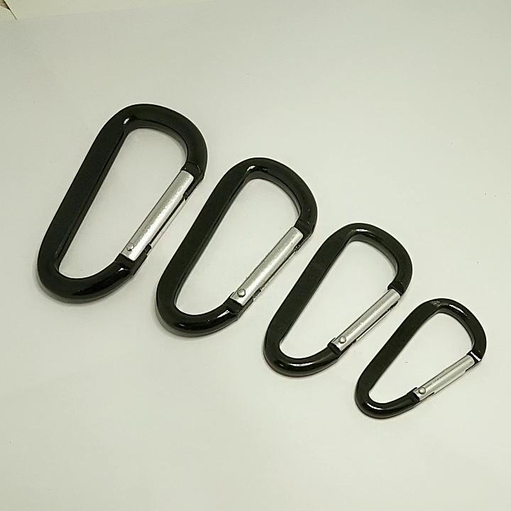 Bulk Carabiner keychain/carabiner keychain strap Made in China Factory