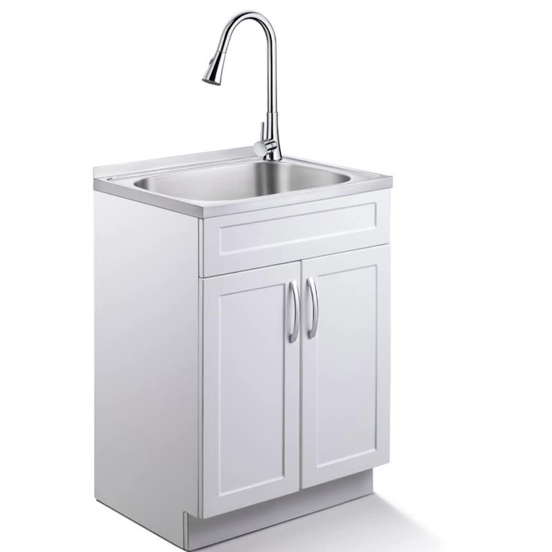 Ps 661 Stainless Steel Laundry Utility
