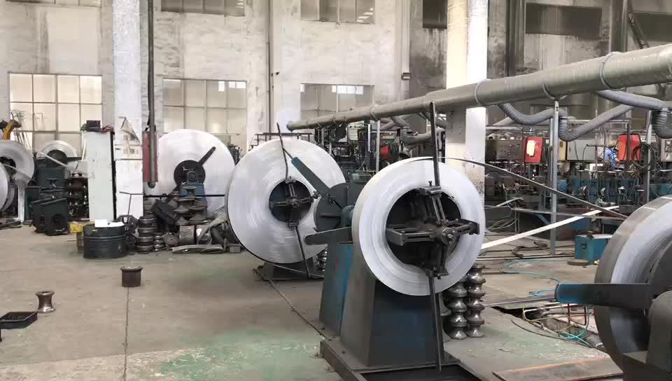 Стальные трубы вес 409L из нержавеющей стали для строительных материалов