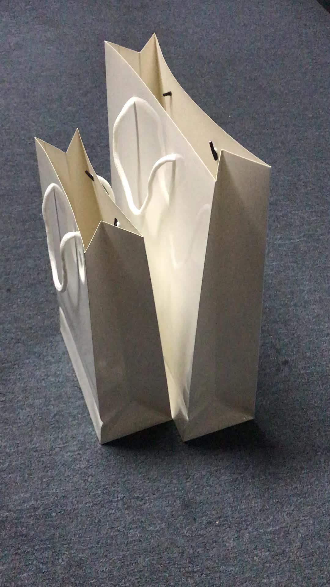 A4 Größe, 2 Seite Blank Sublimation Leere Einkaufstasche Plain White Einkaufstasche Mit Sublimation Beschichtet