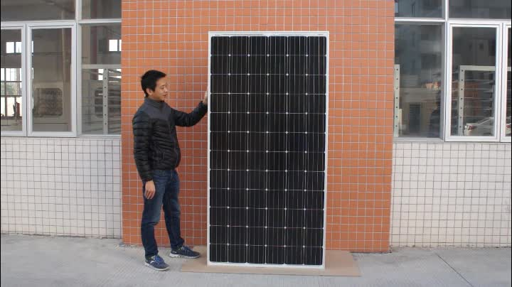Top Supplier High Efficiency Poly  Solar Panel 300w Solar PV Module For Solar Power System