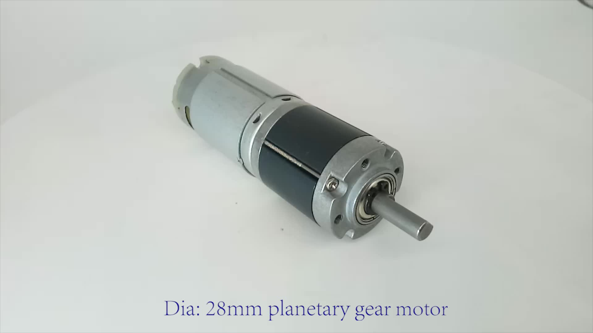 Gear Motor Reversable 5Mm As Met Dc Motor