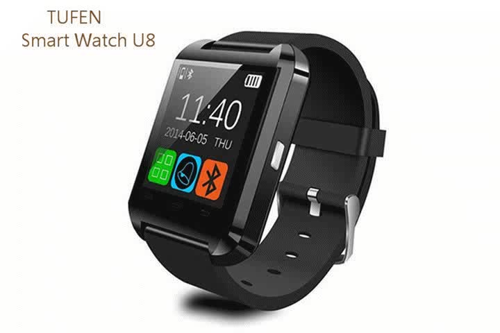 Neue Android BT V3.0 Smart Watch Phone U8 Smart Uhr