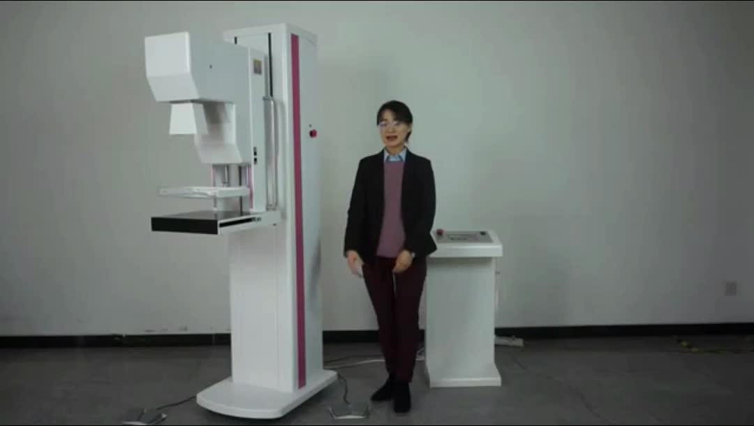 IN-D9800 digital Hospital Frequency Digital X Ray Unit Mammography  Equipment with best price