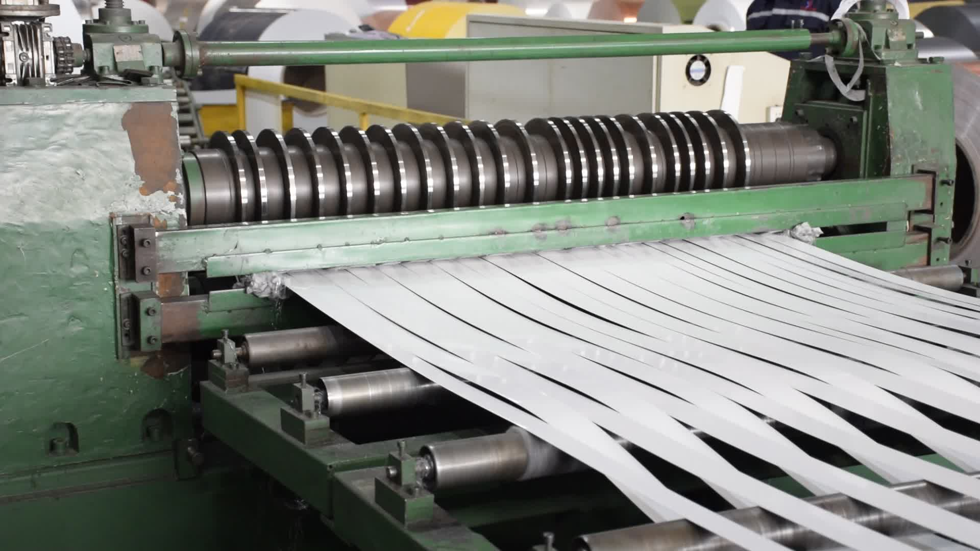 Cheap Channel Letter Color Coated Aluminum 1060 Foil In Japan roll