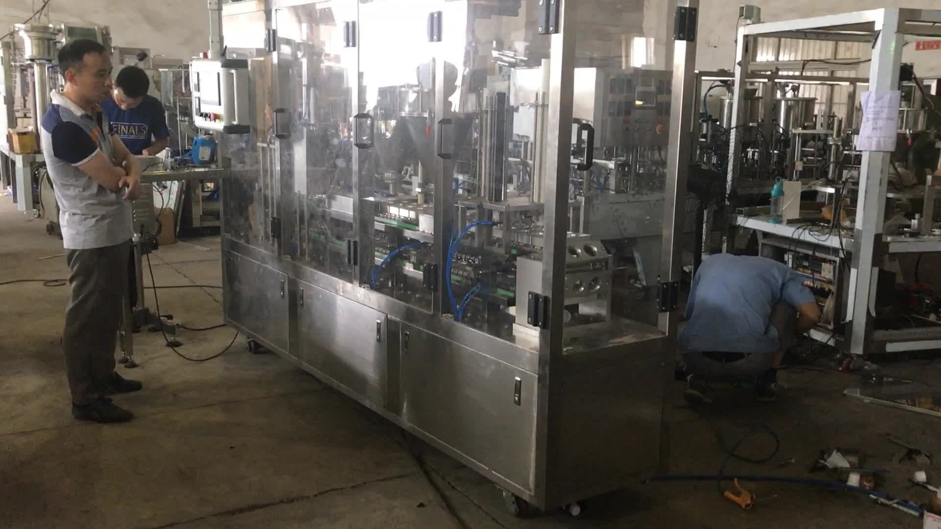 k cup filling machine