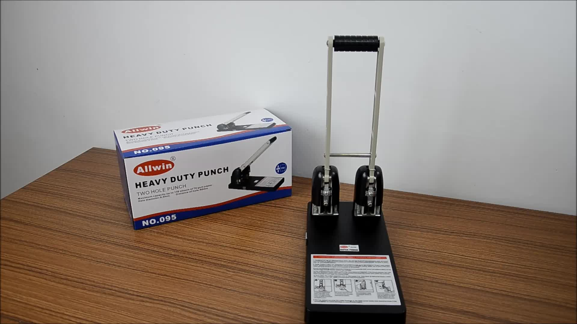 150 Sheets Heavy Duty paper hole Punch