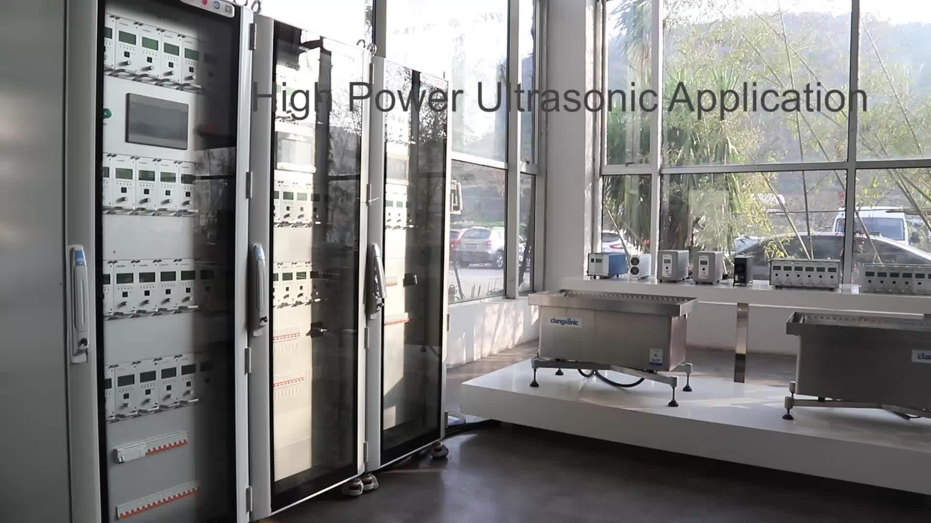 clangsonic 20khz ultrasonic frequency generator  ultrasonic welding generator  for mask welding