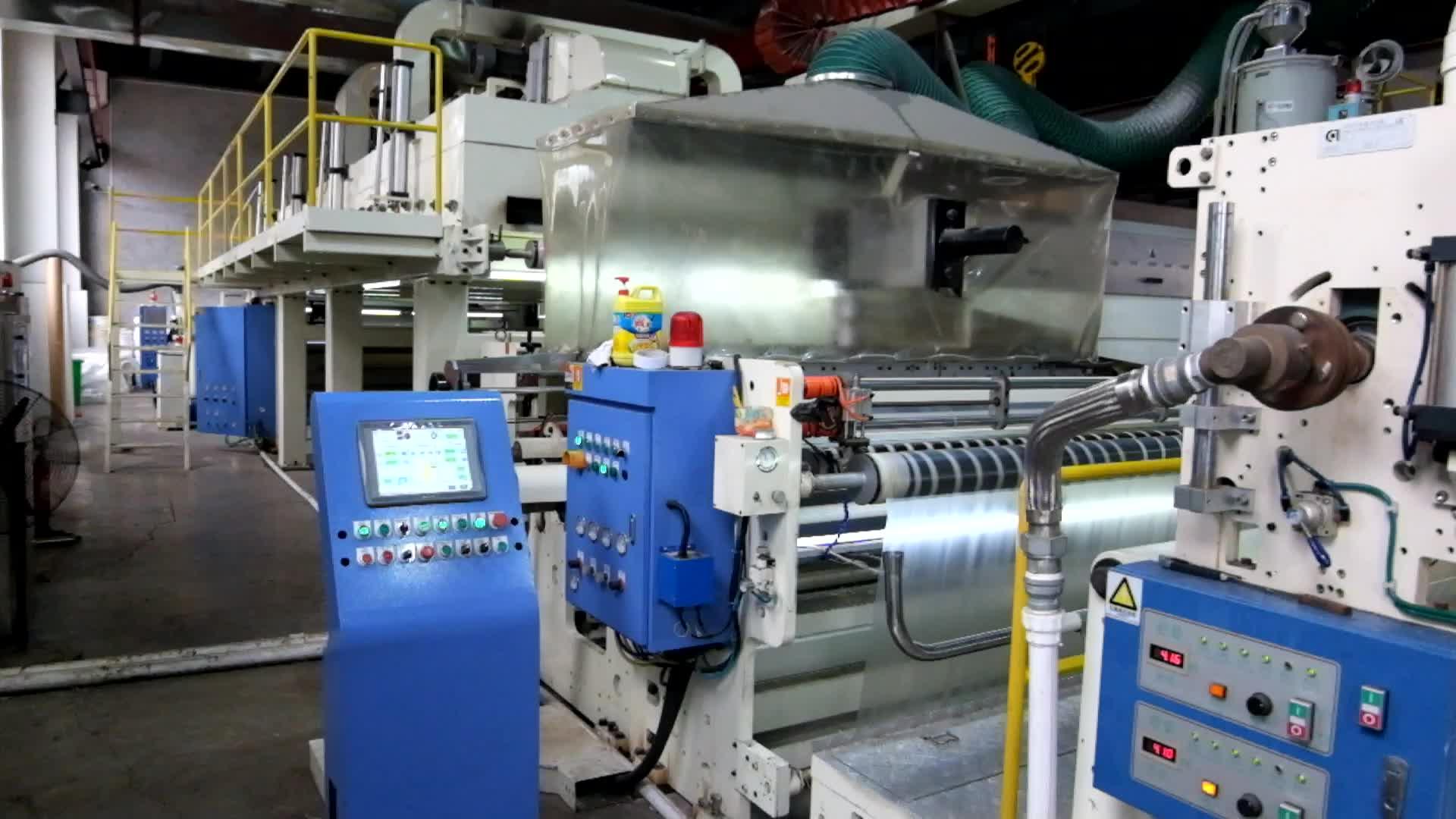 20 mikron Hohe Qualität pre-beschichtet eva kleber BOPP Thermische Laminierung Film (glossy & matte) für verpackung Papier Tasche
