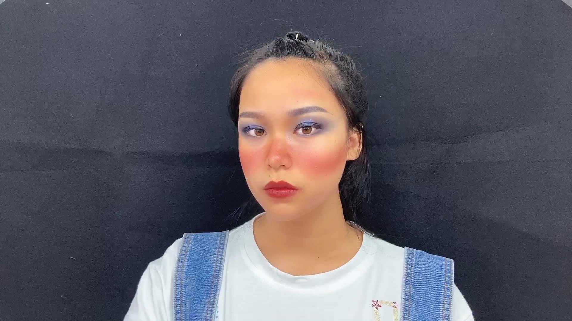 OEM Private Label Organico Profonda del Viso Eye Makeup Remover Pulizia Balsamo Per Le Labbra