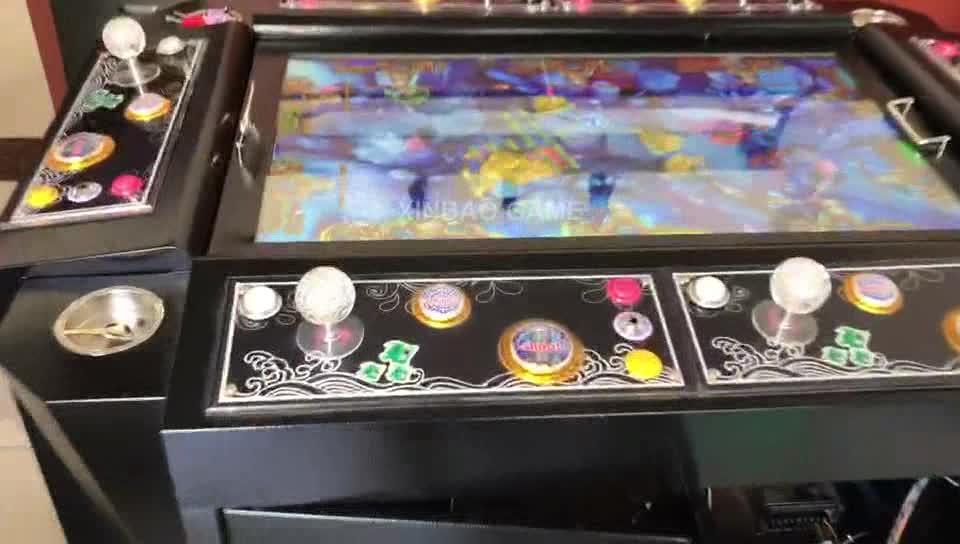 Nieuwe spel Oceaan koning 3 Monster ontwaken 3D muntautomaat vis gokken game machine met LG display