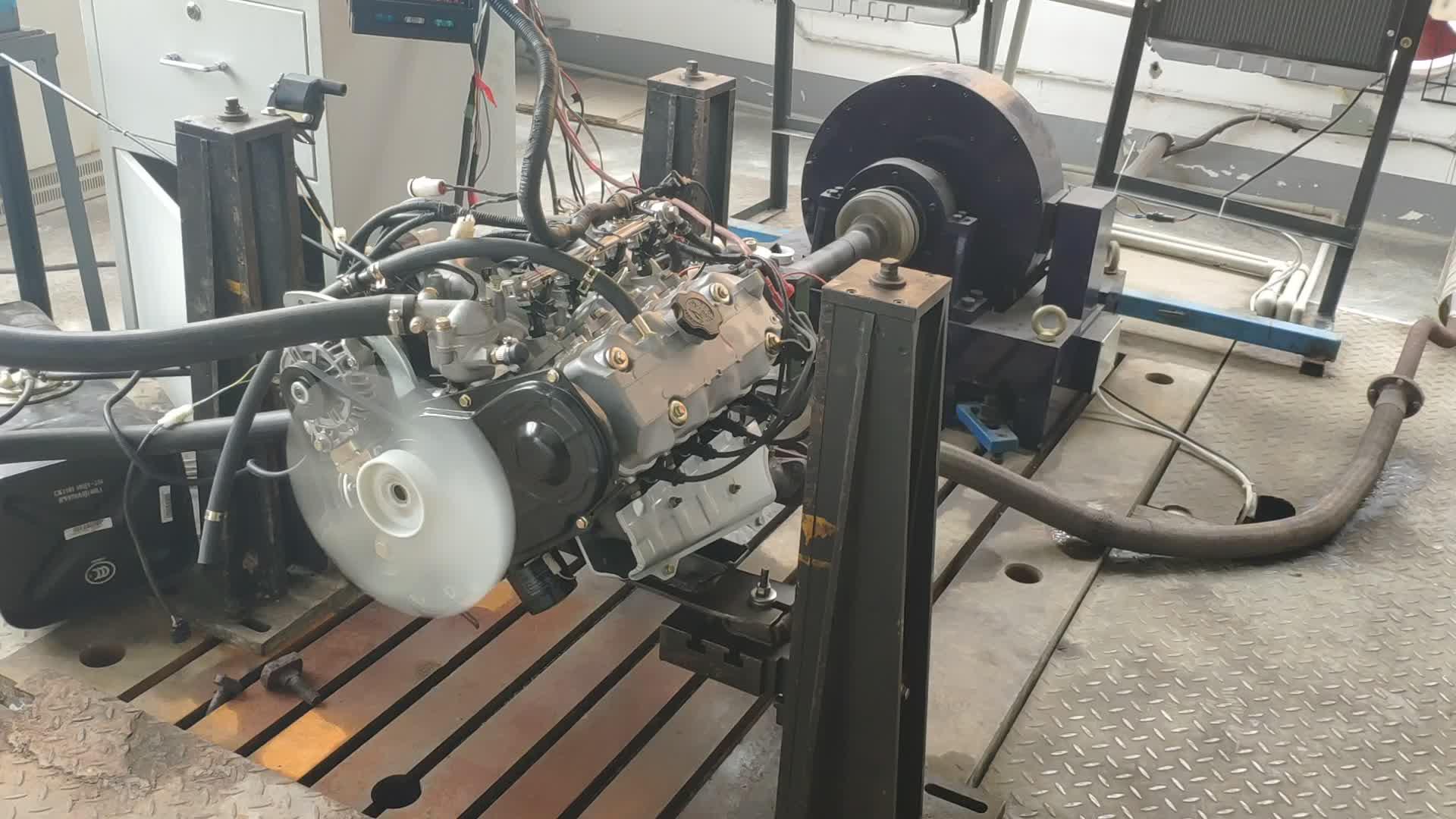 Ziptek auto motor vergadering 4 cilinders 1.0L F10A motor montage voor suzuki/changan/sgmv