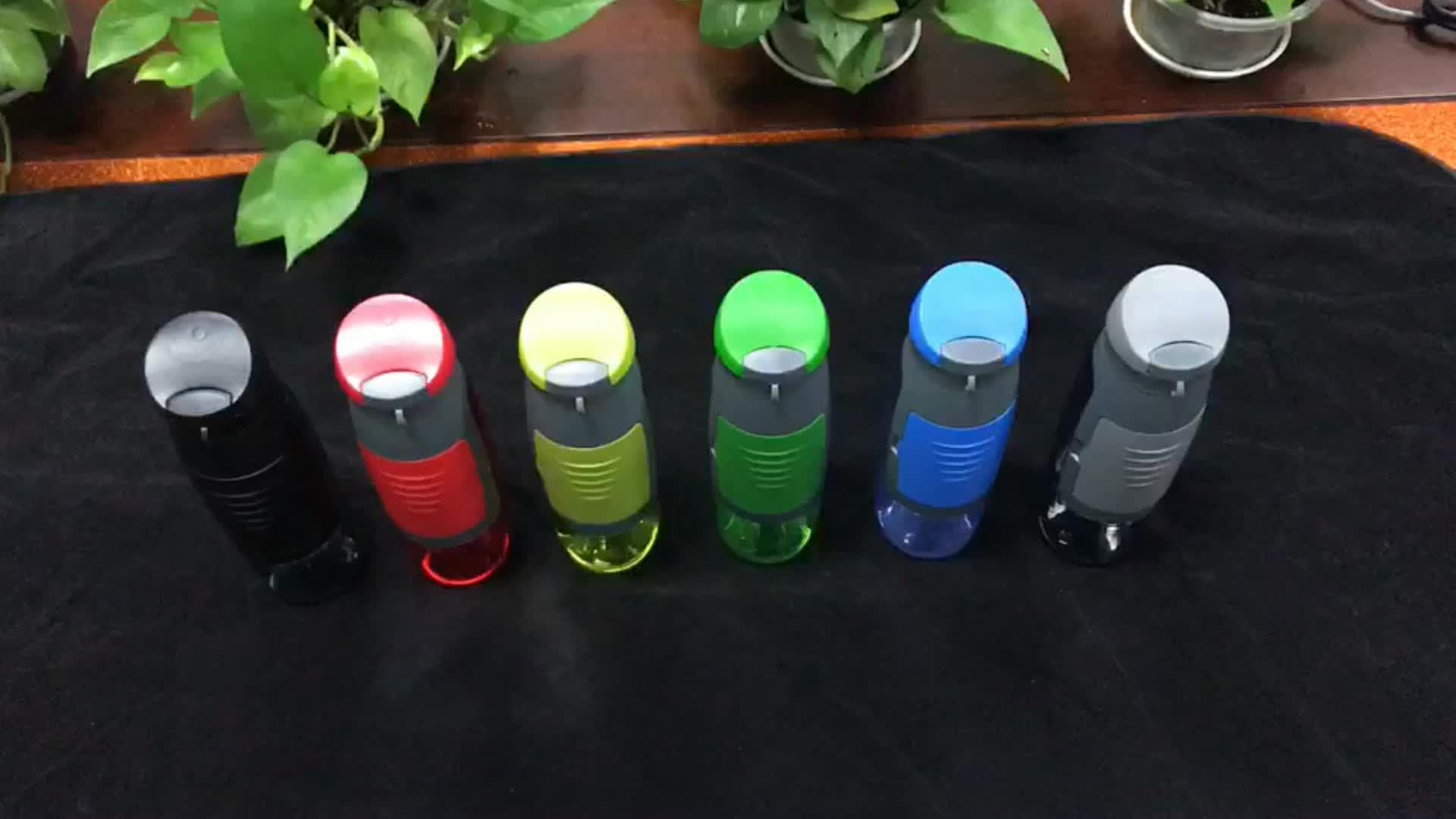 2020 neue stilvolle nike hygienischen kunststoff günstige werbe sport shaker wasser flasche