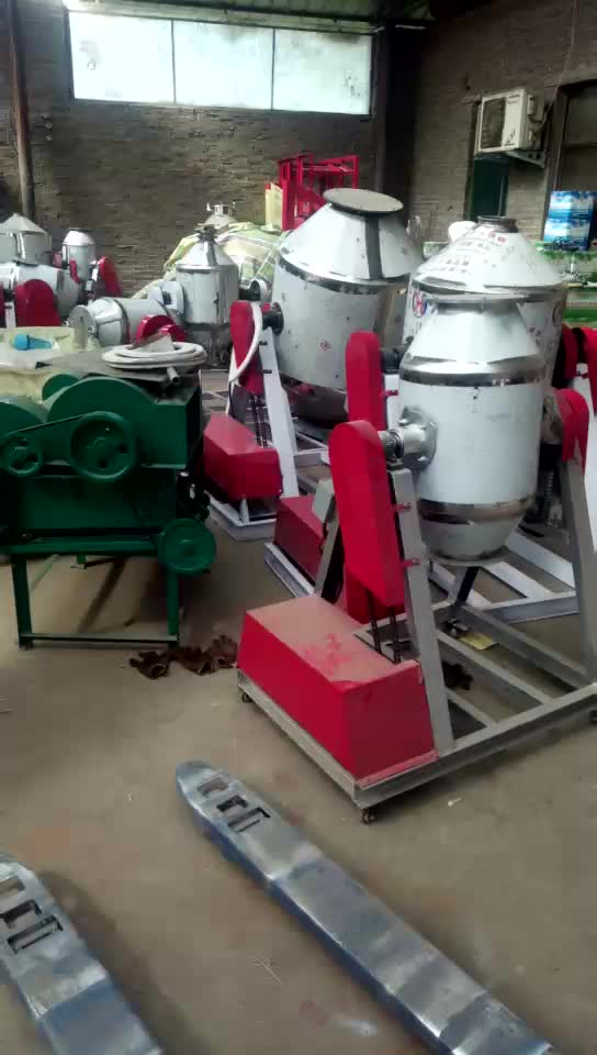 Industrial PowderMixer Ribbon Blender Powder Mixing Machine Pharmaceutical typepowder mixer Dry particle blender
