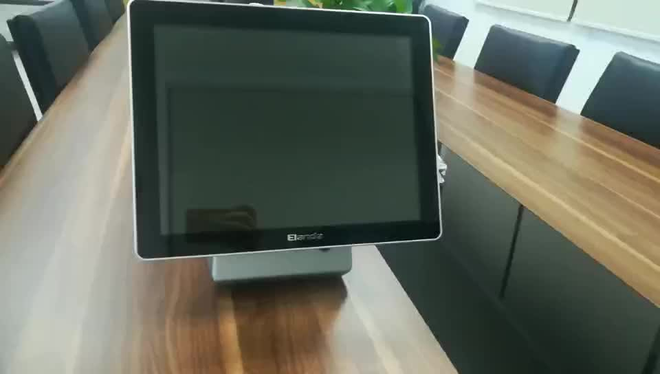 Restaurant 15 Inch Touch Screen Terminal X200 Pos Manufacturer All In One Pos Tablet Pc