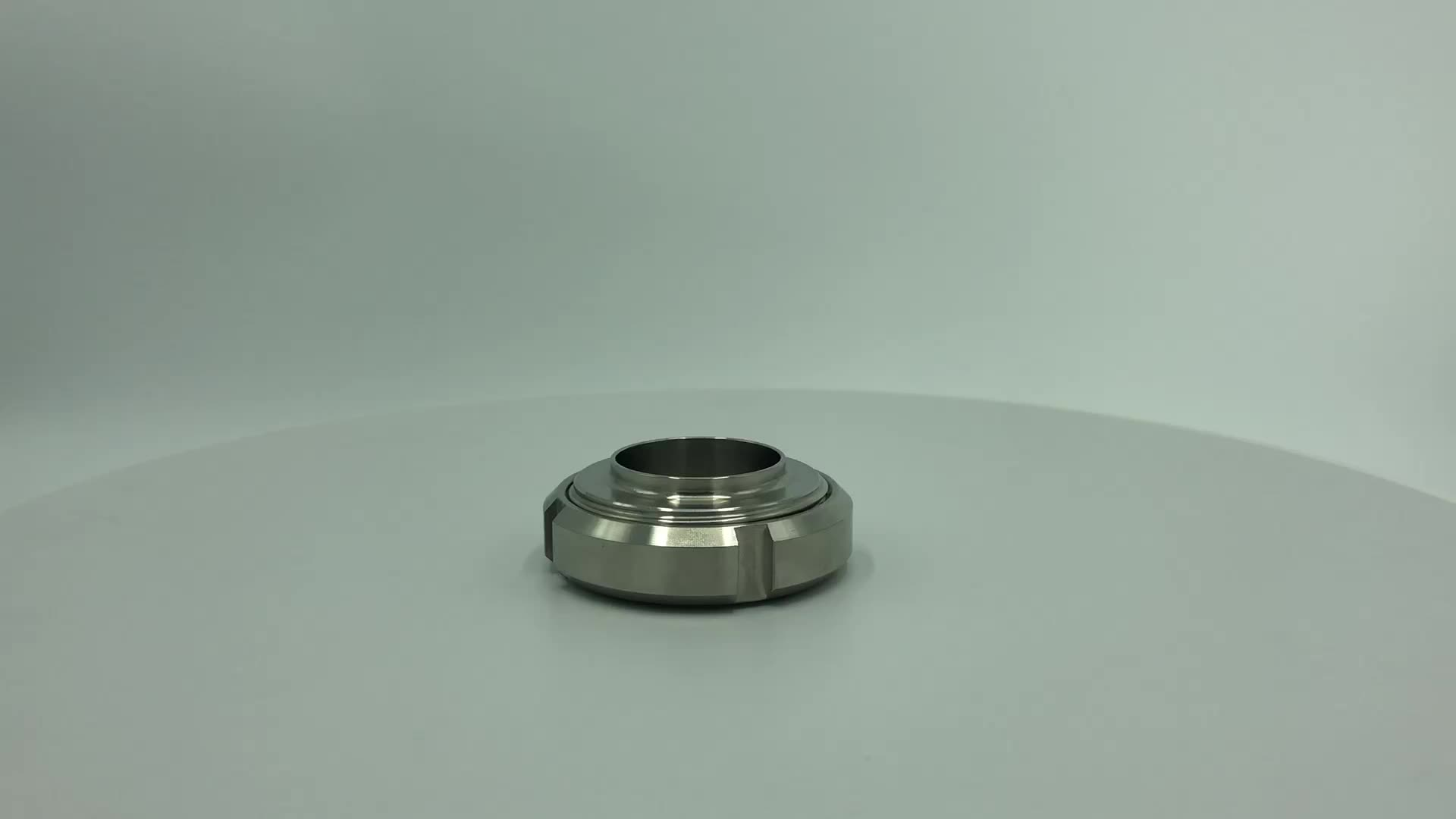 DONJOY  stainless steel ISO union nut