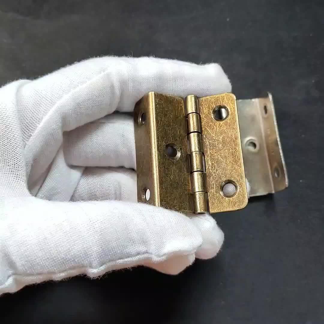 الجملة بقعة العتيقة تخزين العثماني حالة تغطية مفصلات مربع