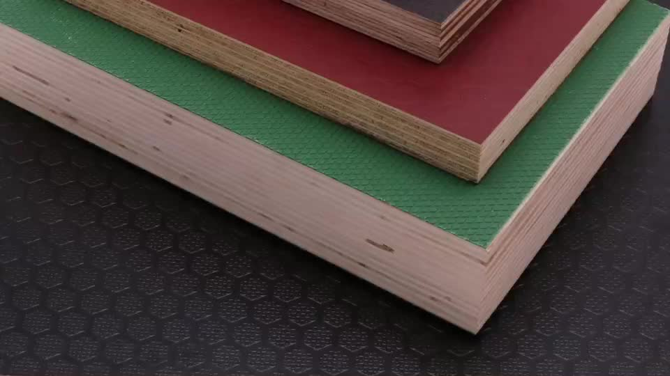 3/4 4x8 feet poplar core marine plywood for packing price