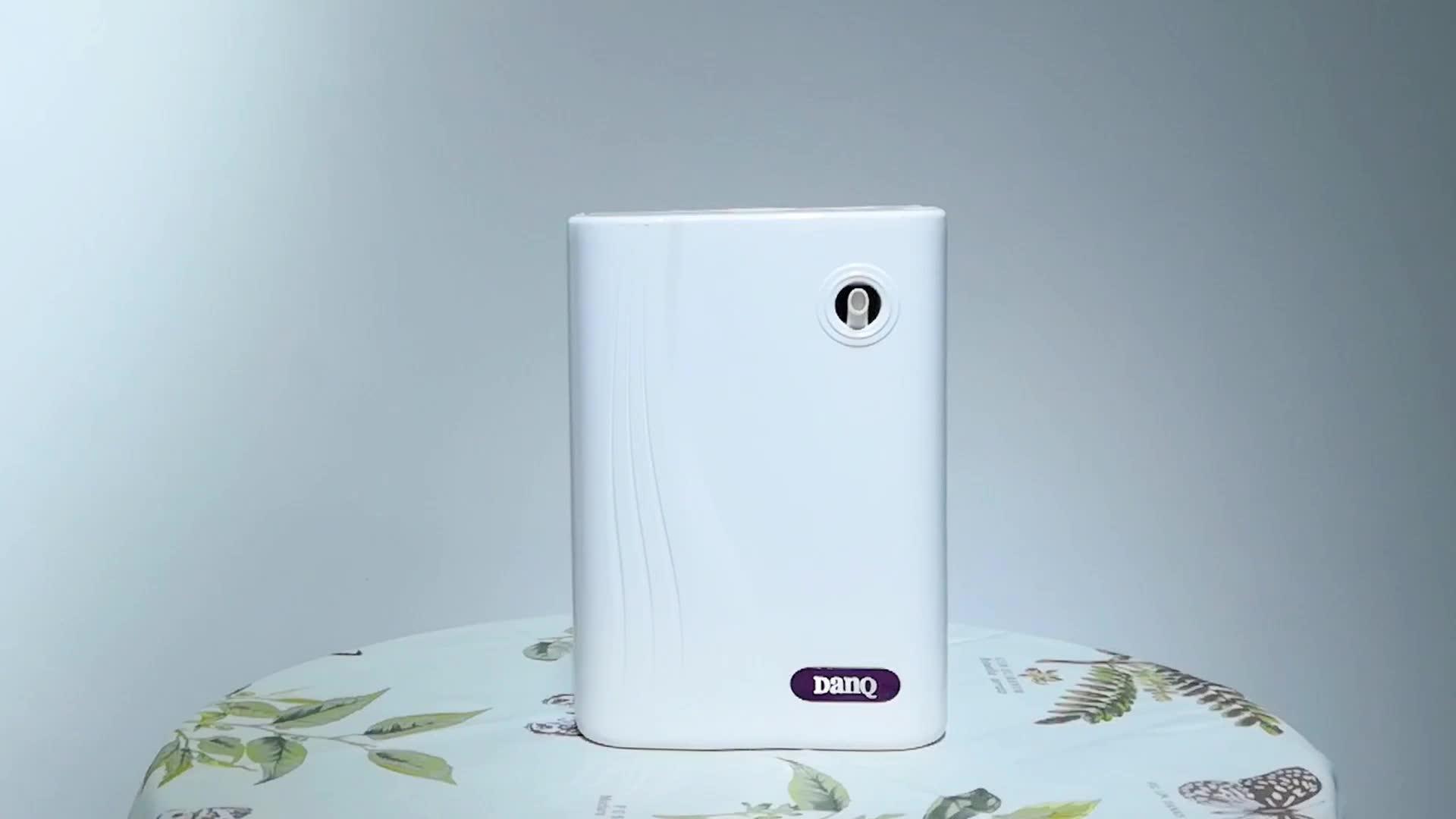 DanQ scent air fan machine essential oil diffuser china manufacture