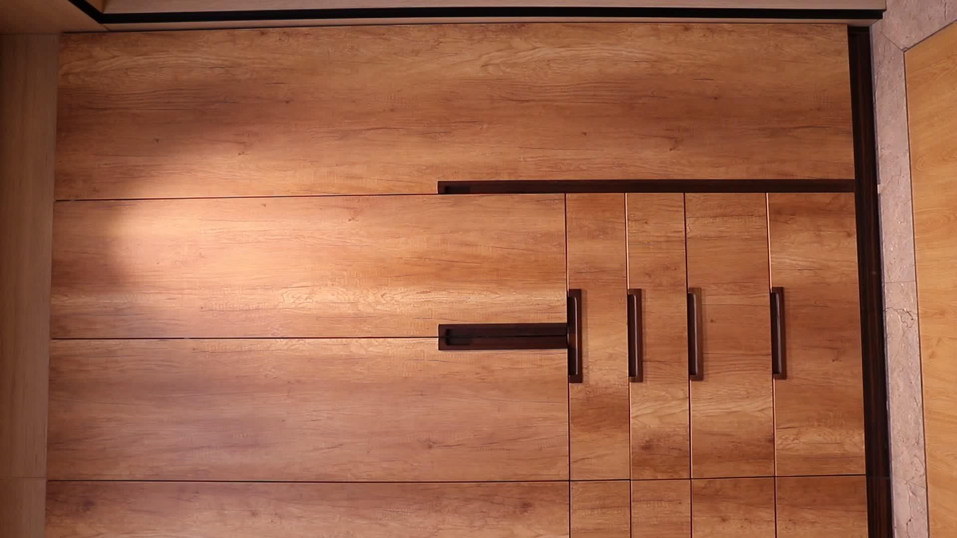 NICOCABINET Aangepaste Slaapkamer Kast Massief Houten Kast Kasten Houten Meubels