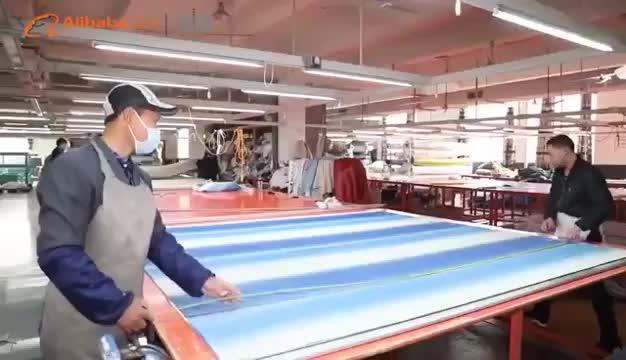 2021 çin shaoxing en popüler fantezi oturma odası yıkanabilir şeffaf vual perde