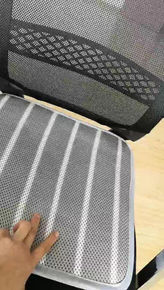 3D de malla de tela para bien antideslizante mat cojín/cojín