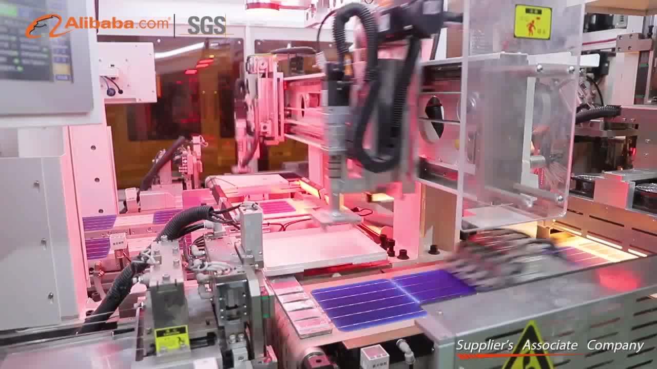 Bluesun JA Solar Panel 450W Mono Perc Half Cell Solar Panel 450W Solar Panels 440w 450w 455w