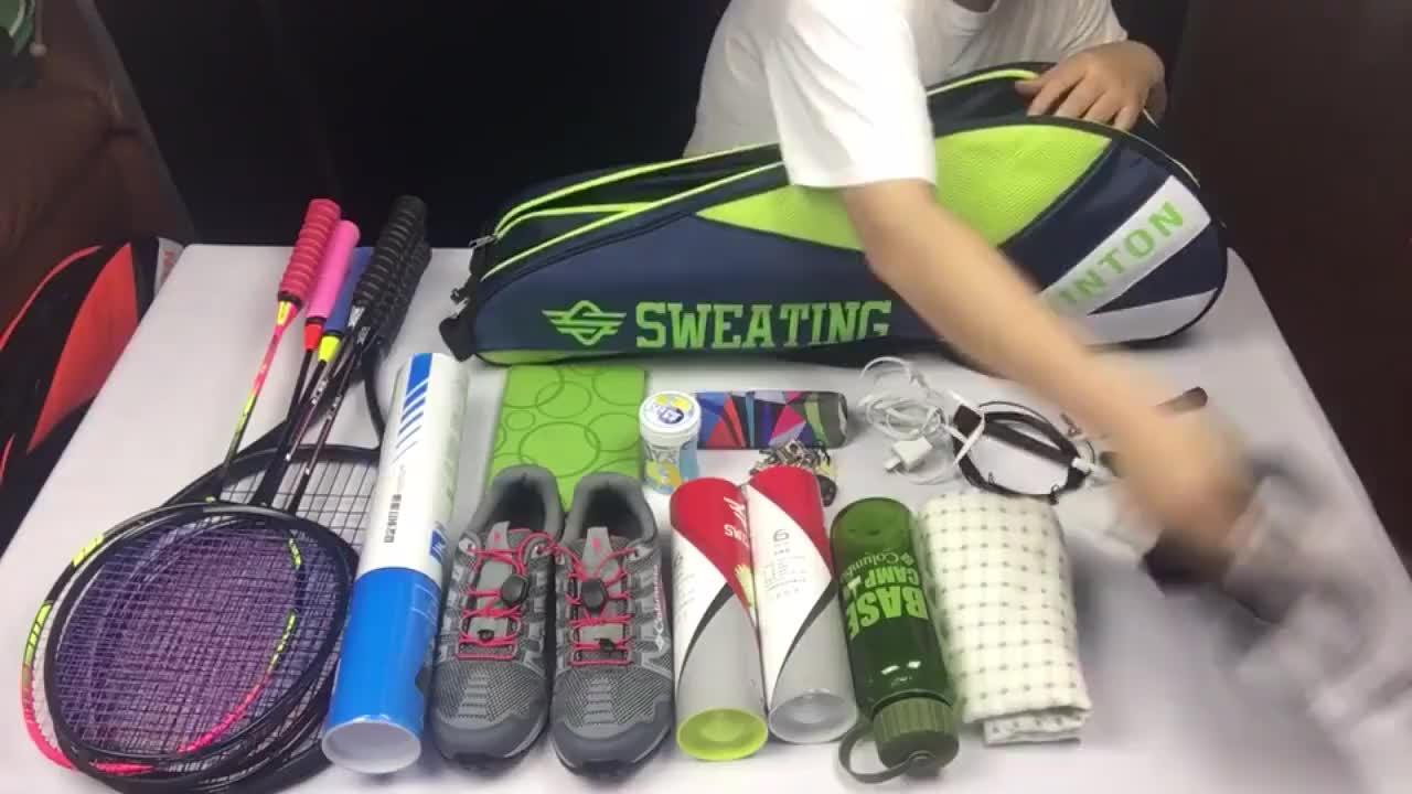 2020 Badminton Bag Backpack Tennis