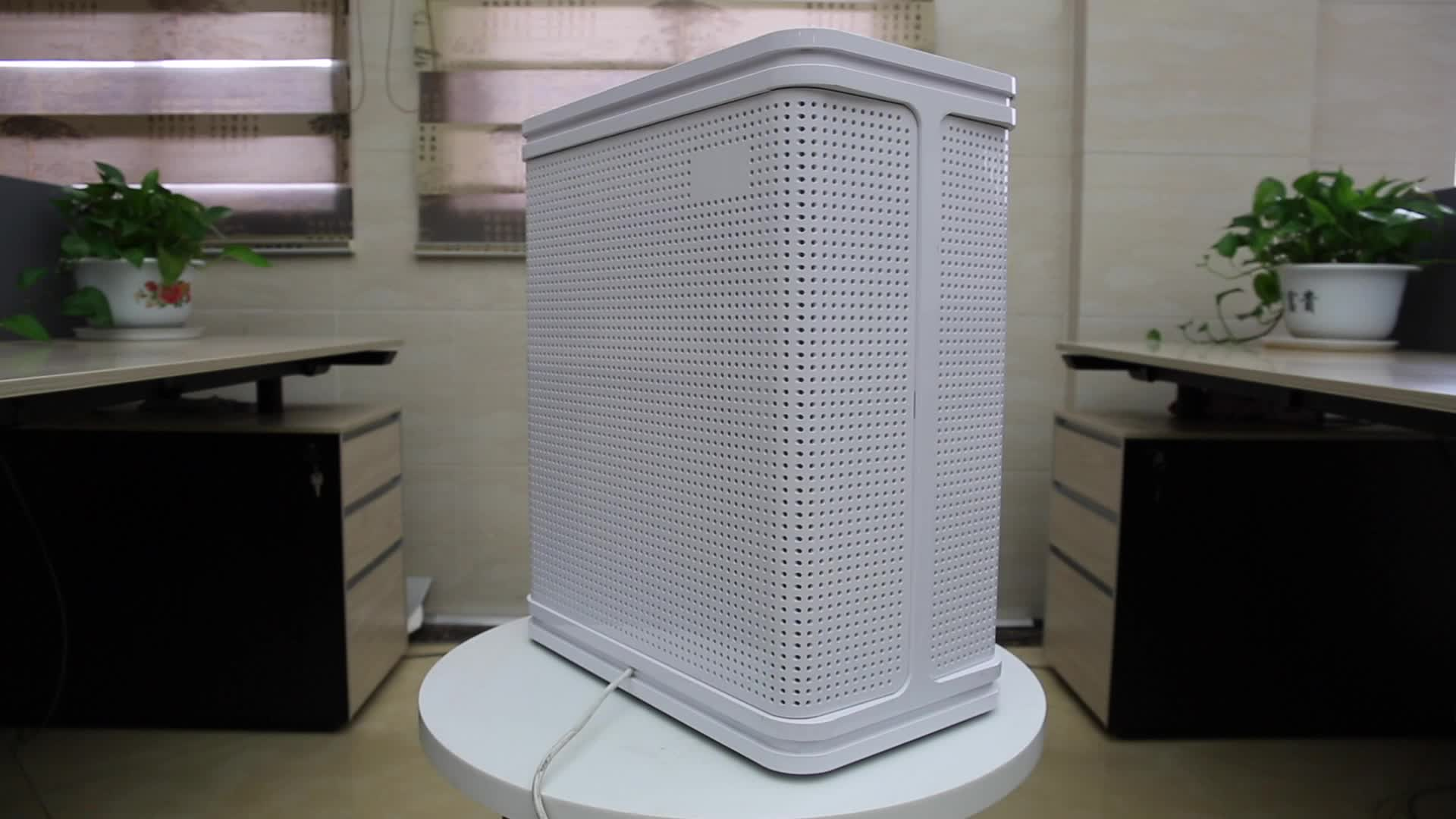 High Safety Air Purifier With Multi Purification For Home
