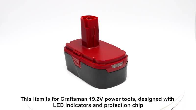 Craftsman 19.2V Electric Tool Battery Pack