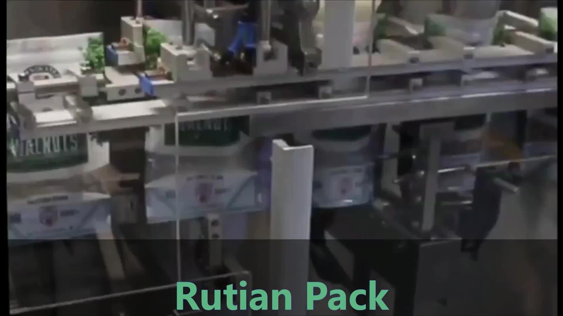 Hele Leven Garantie Rode Jujube Soja-melk Bena Melk Drinken In Doypack Tuit Zakje Met Zuigmond Vullen Capping Verpakkingsmachine
